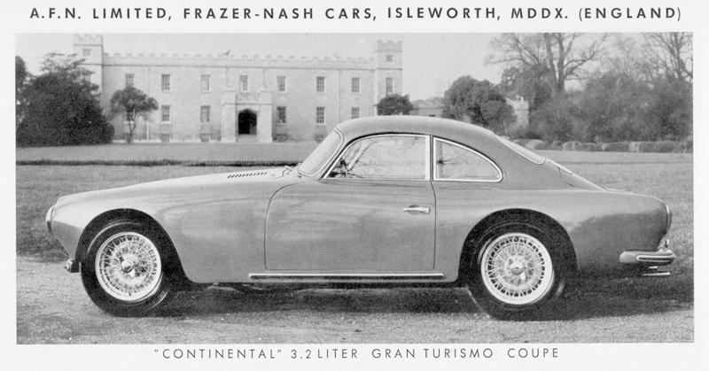 1957 Frazer Nash Continental