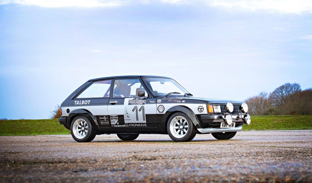 Sunbeam Talbot Lotus at Bonhams MPH Bicter Auction March 2020