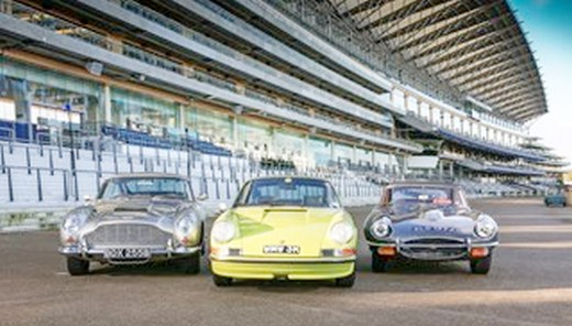 Historics Auctions Ascot Racecourse