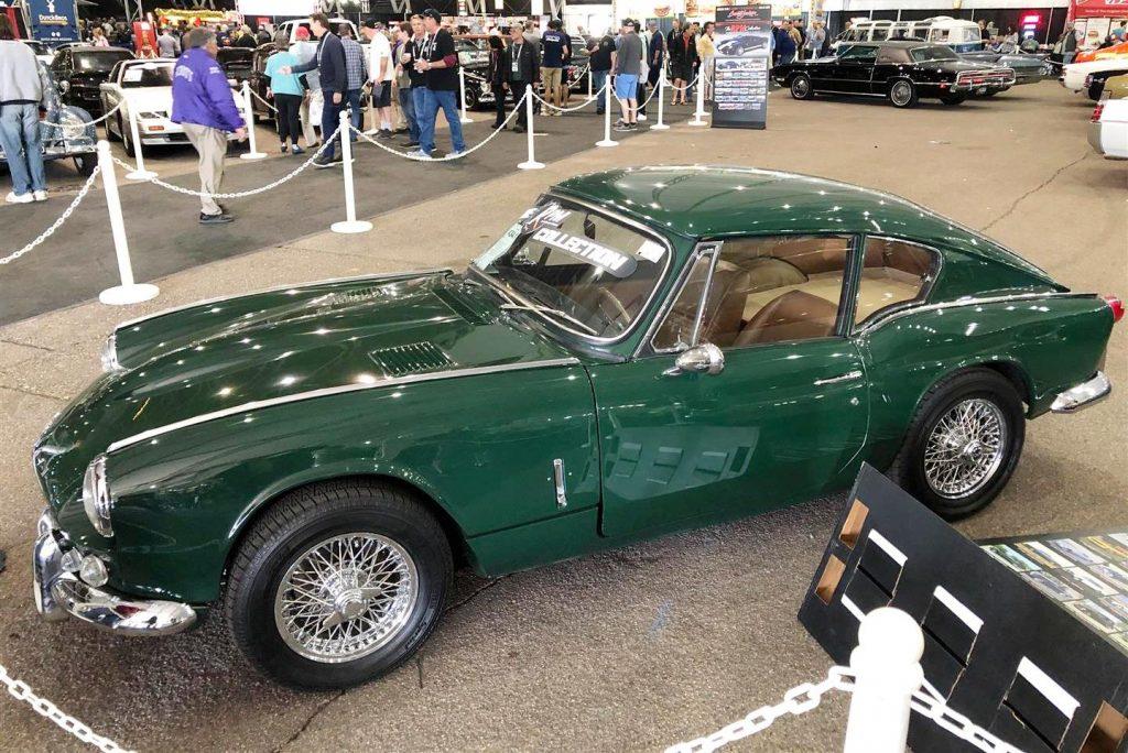1967 - 69 Triumph GT6 Mk.I