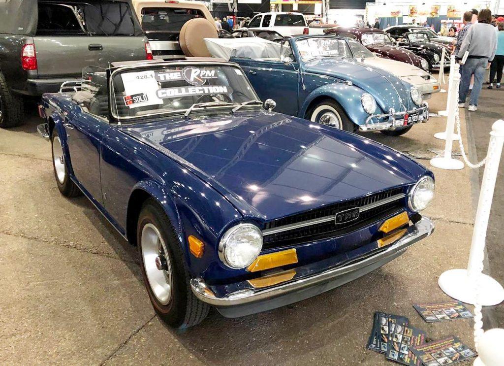 1968 -76 Triumph TR6
