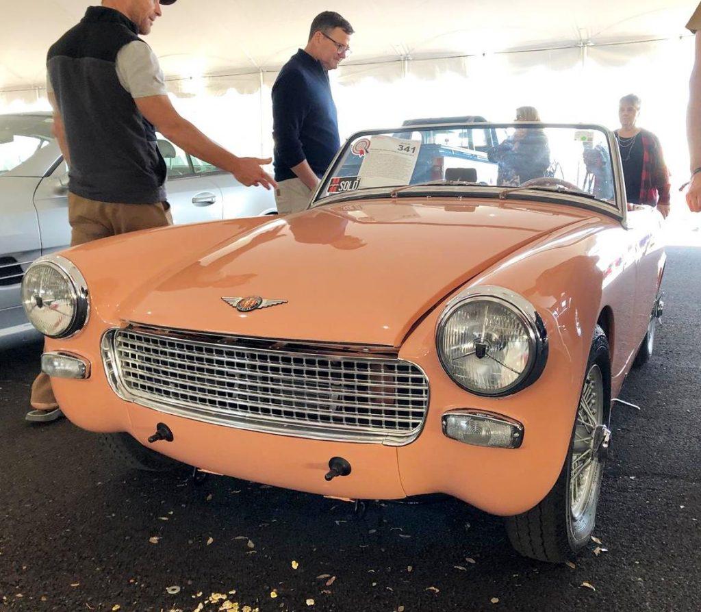 1961 -68 Austin Healey Sprite