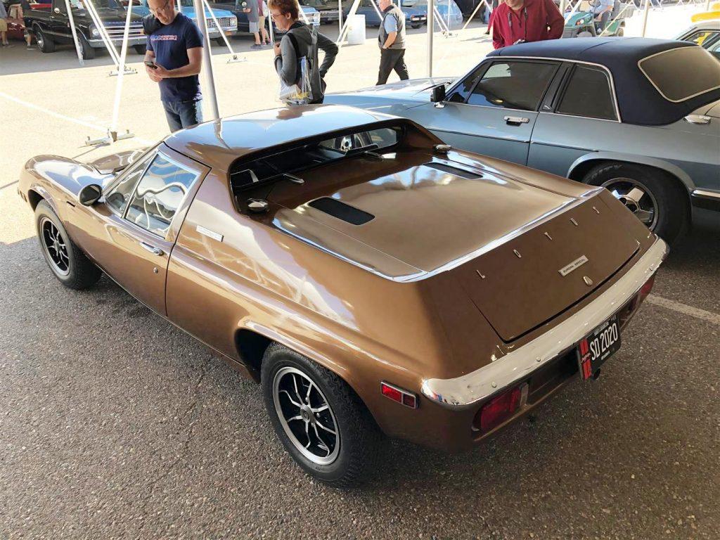 1966 -75 Lotus Europa