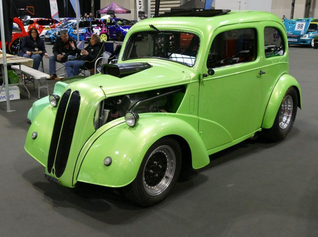 Ford Pop Hotrod Green