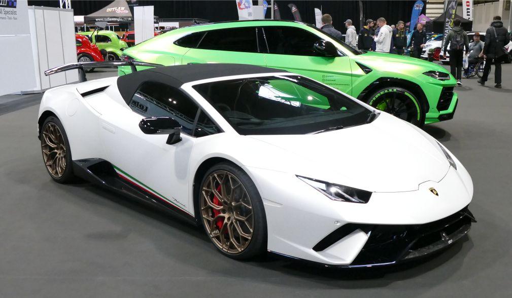 Lamborghini Hurucan Spyder