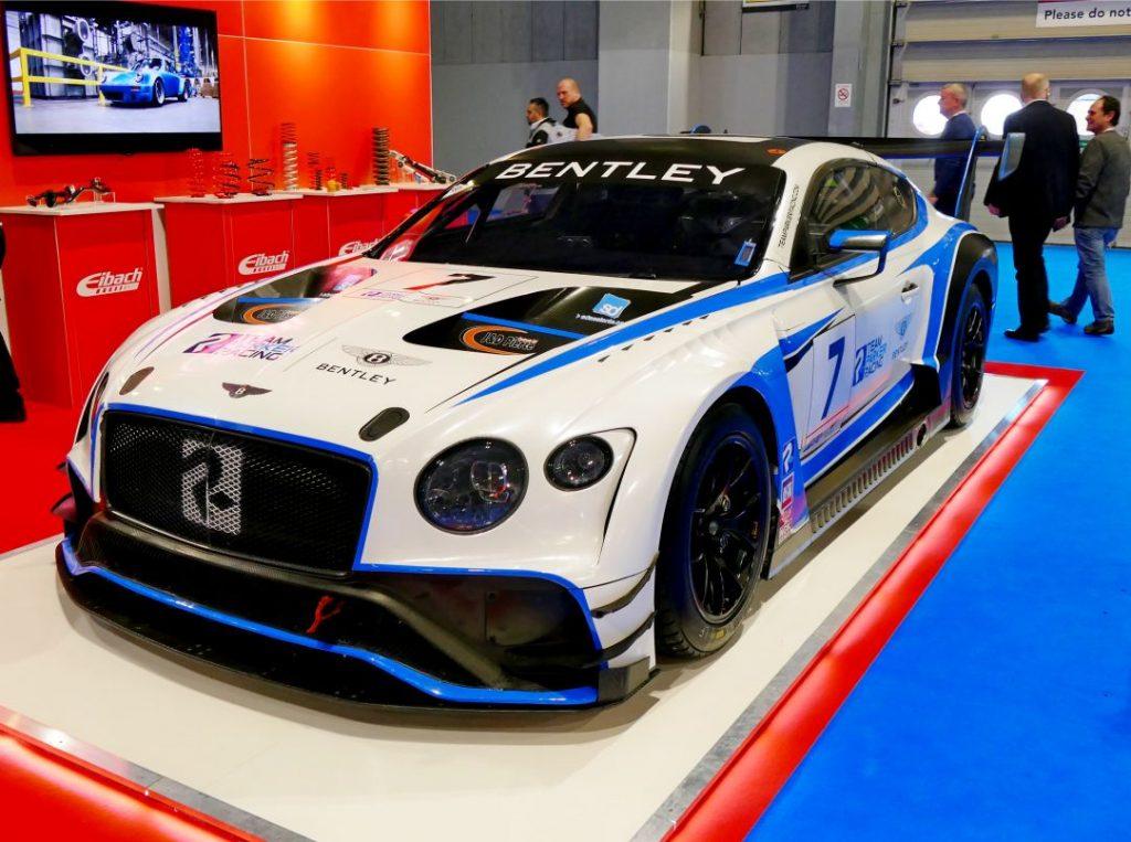 Bentley Continental Racer
