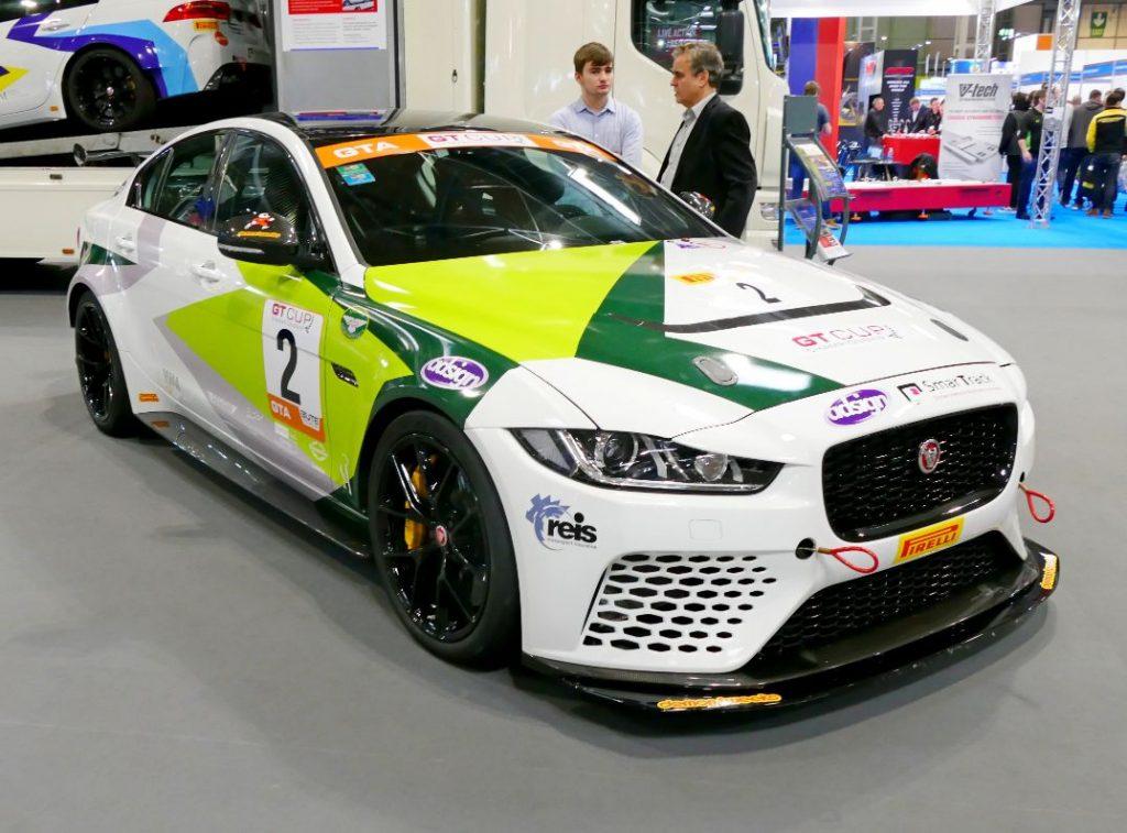 Jaguar F Type Racer