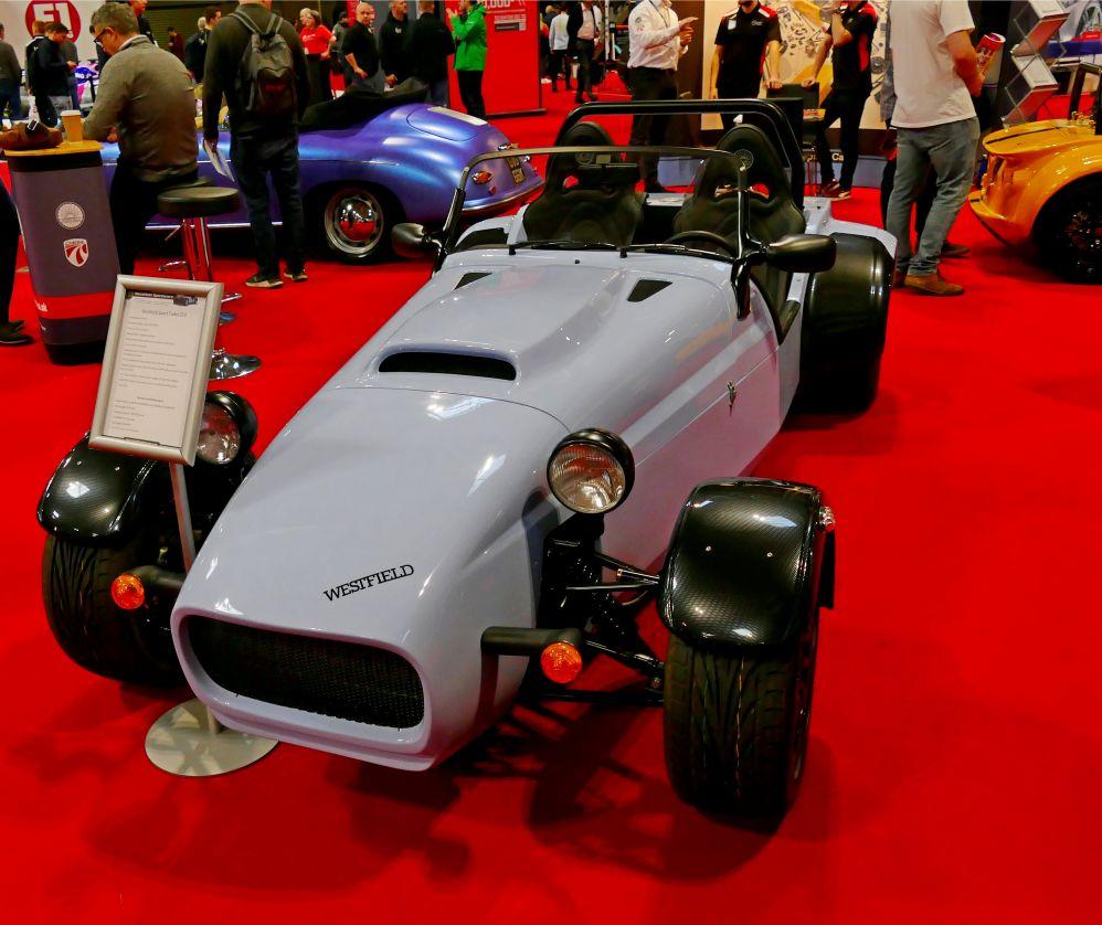 Westfield Sport Turbo ST4