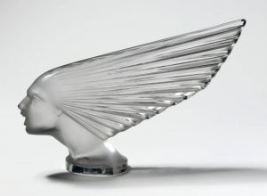 Victoire - Radiator Cap by Lalique
