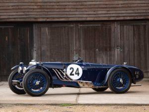 1936 Riley Sprite at Bonhams Goodwood Members Sale