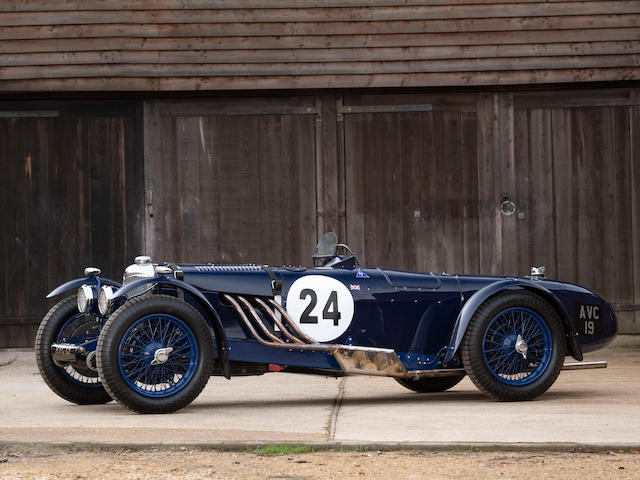 1936 Riley Sprite at Bonhams Goodwood Members Sale