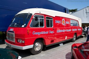 BMC Competition Department Transport