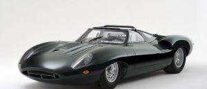 Tool Room Copy Jaguar XJ13