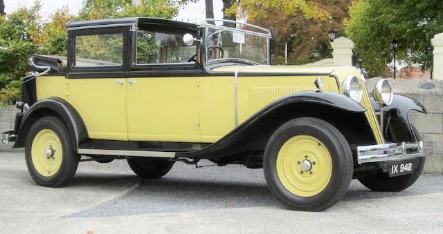 1927 Renault 12