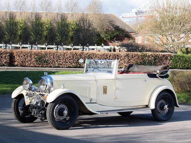 1932 Lagonda 3-Litre Special Drophead Coupé
