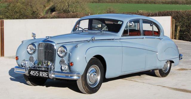 1954 Jaguar Mk. VIII