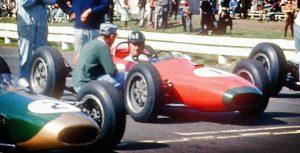 1962 - 64 2.5Ltr. Brabham Climax BT4 Ex Graham Hill.