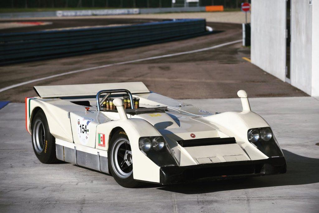 1967 Serenissima McLaren based Sports Racing car