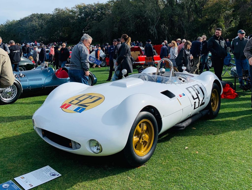 1961 Chaparral Sports Racing Car