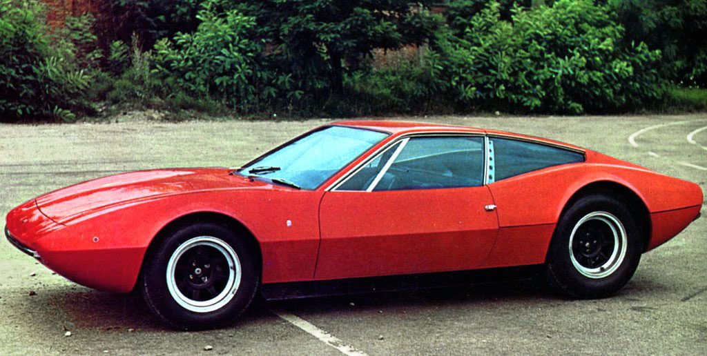 1969 Serenissima Ghia GT