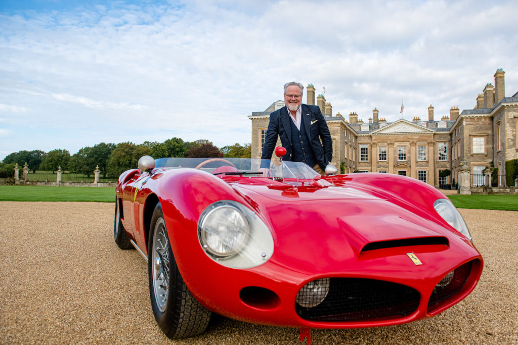 Ferrari 196 at Auto Royale