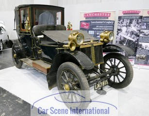 1908 Lanchester 20 HP