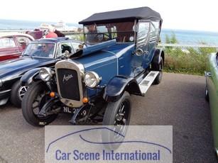1922 Austin 12/4 Cabriolet