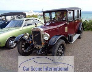 1924 Austin 12/4 Saloon