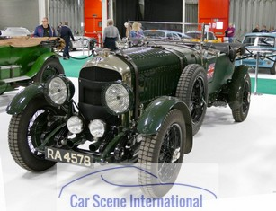 1928 Bentley 4 1/ 2 Litre