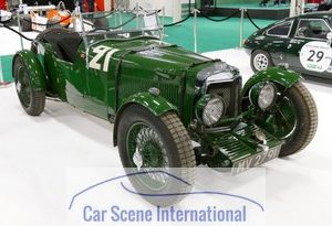 1932 Aston Martin Works Car