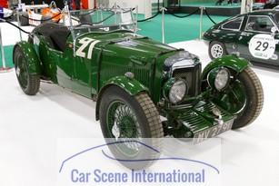 1932 Aston Martin Works Car