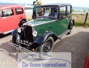 1932 Austin 10 4 four door saloon