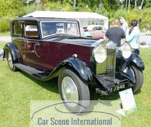 1932 Rolls Royce 20/25 with body by Gurney Nutting