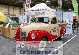1948 - 57 Austin A40 Pick -Up Truck