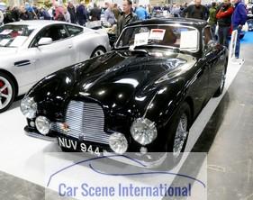 1954 Aston Martin DB2 4 Vantage