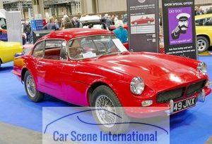 1962 Reliant Sabre Six
