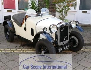 1934 Austin Seven Speedy