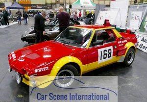 1972 - 82 Fiat X19