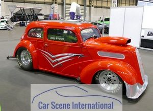 Ford Anglia Hot Rod