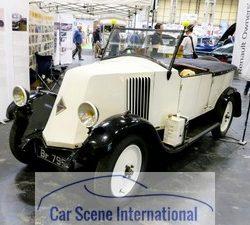 c.1925 Renault NN Torpedo