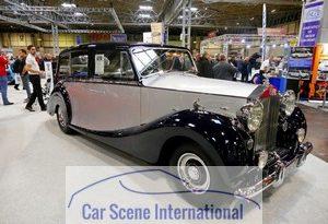 1938 Rolls Royce Silver Wraith
