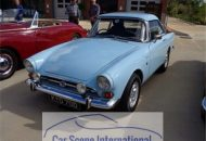 1964 - 65 Sunbeam Alpine serie IV Hard top
