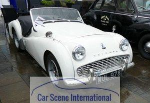 1957 - 62 Triumph TR3A