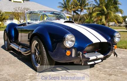 Shelby AC Cobra Backdraft (SA) Kit