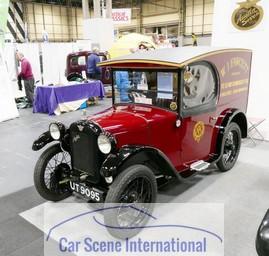 1927 Austin Seven Van