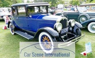 1926 Buick 48 Master Six