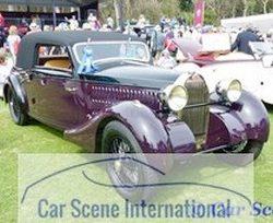 1935 Bugatti Type 57 Cabriolet