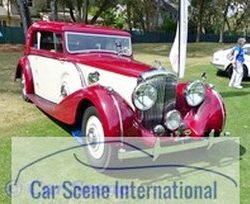 1939 Bentley 4 1/4 Litre Coupe