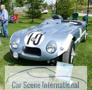 1952 Nash - Healey 'X6' Le Mans race car