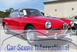 1957 Alfa Romeo 1900C SS Coupe by Touring